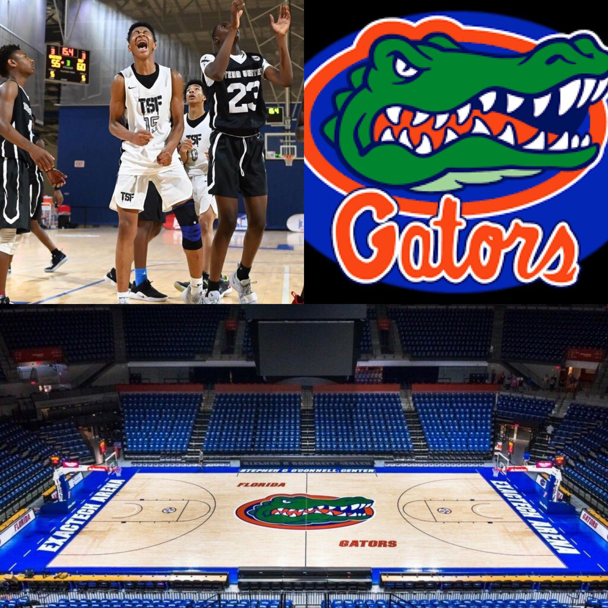 Congrats to Kanaan Carlyle, he received his first offer tonight from The University of Florida. #workethic #fearless #keepgoing @milton_hoops @WhitehartHoops #Mpire 🏀🔥