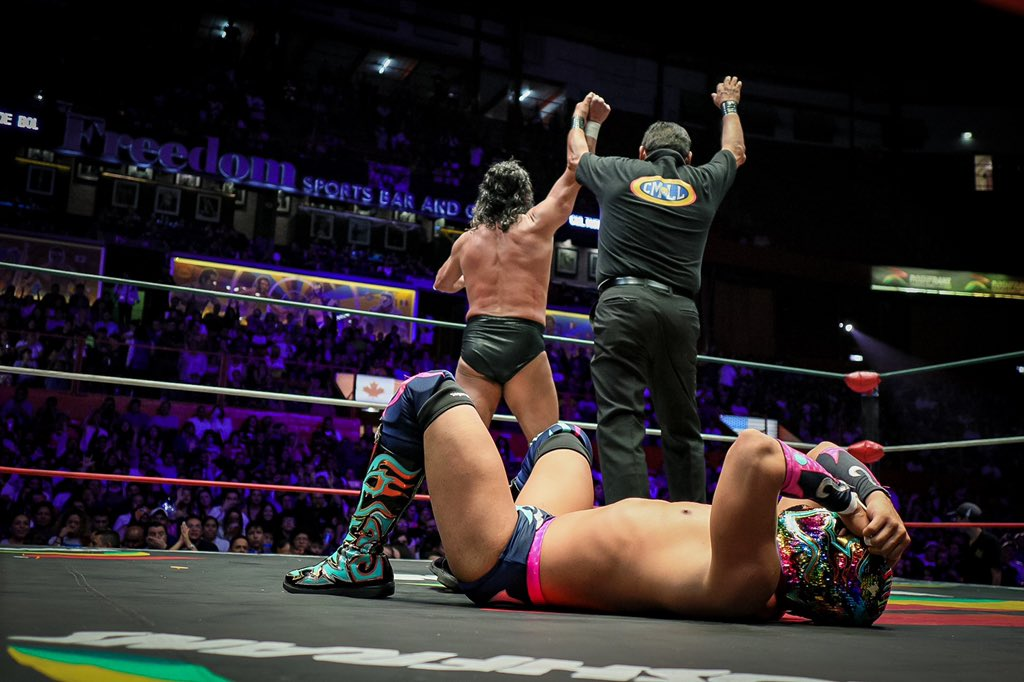 Una mirada semanal al CMLL (Del 20 al 26 junio de 2019) 2
