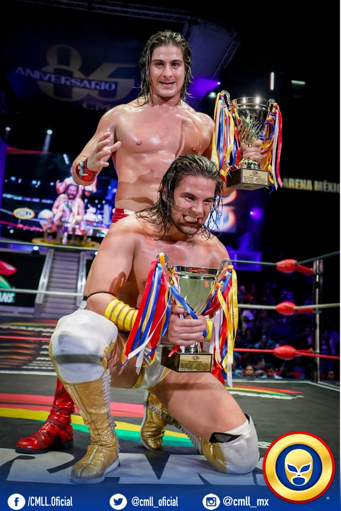 Una mirada semanal al CMLL (Del 20 al 26 junio de 2019) 4