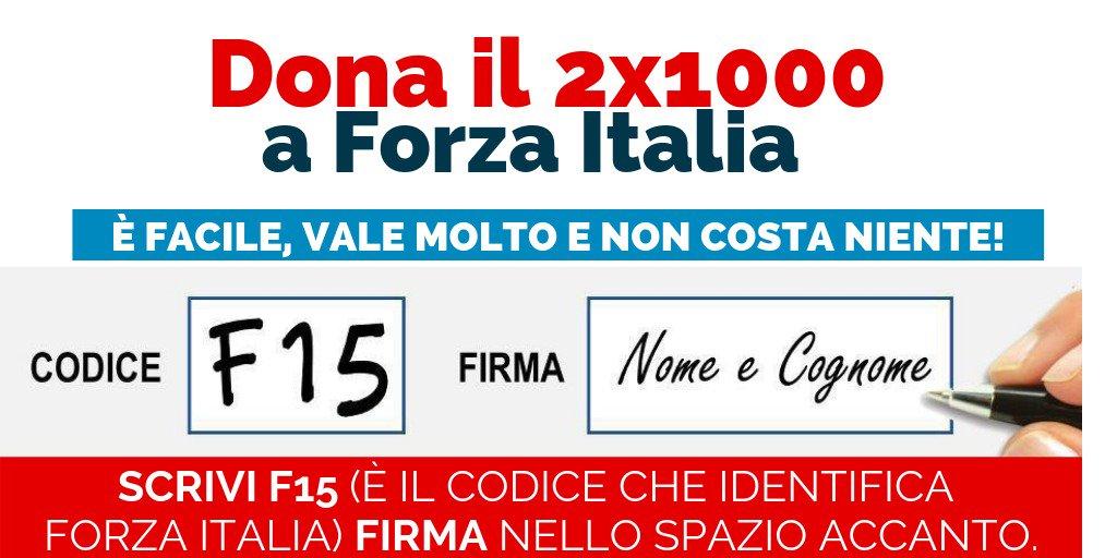 RT @forza_italia: Fai bene i tuoi conti. E scoprirai che questo è il modo migliore per usare le tue #tasse. https://t.co/OINErAELtu