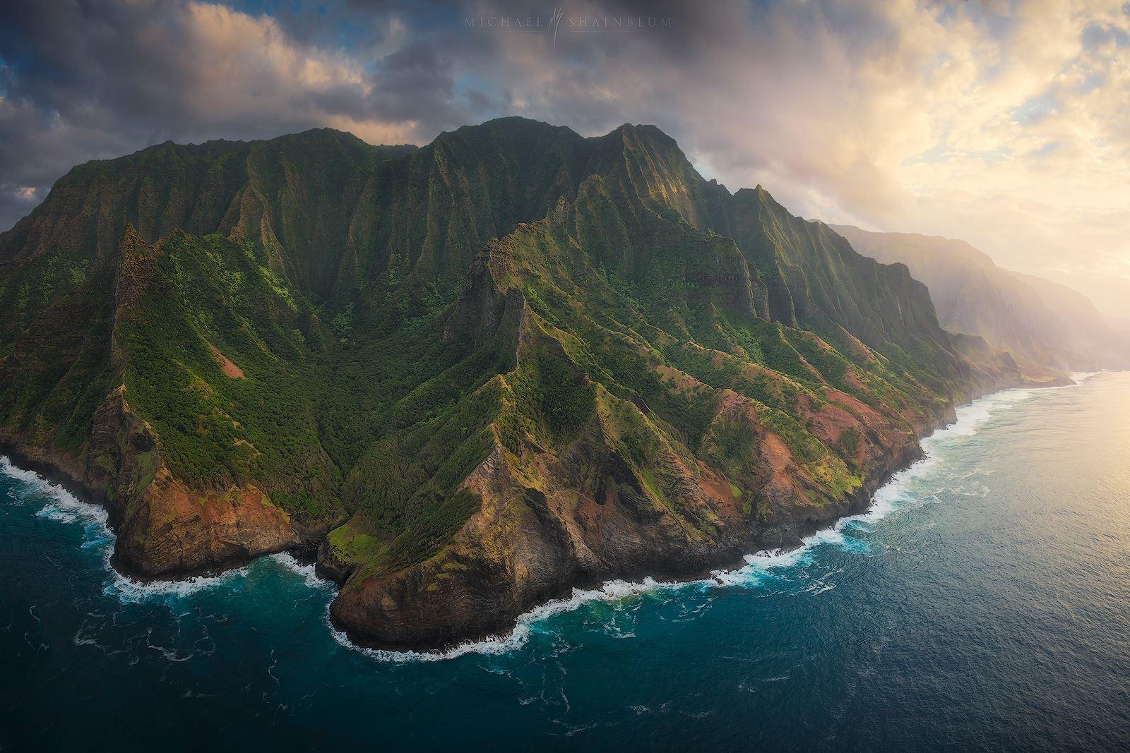 остров кауаи гавайи фото второй город, после