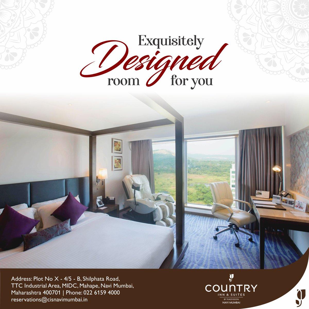 Country Inn Suites At Cisnavimumbai تويتر