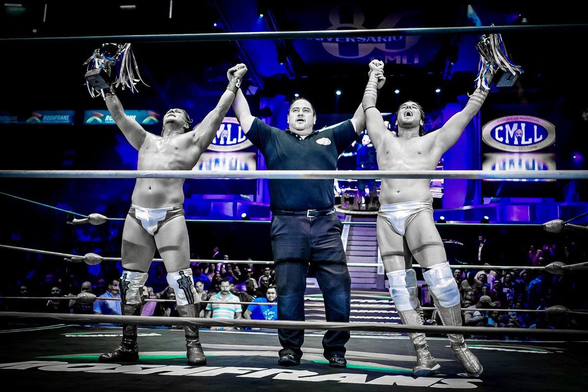 Una mirada semanal al CMLL (Del 20 al 26 junio de 2019) 1