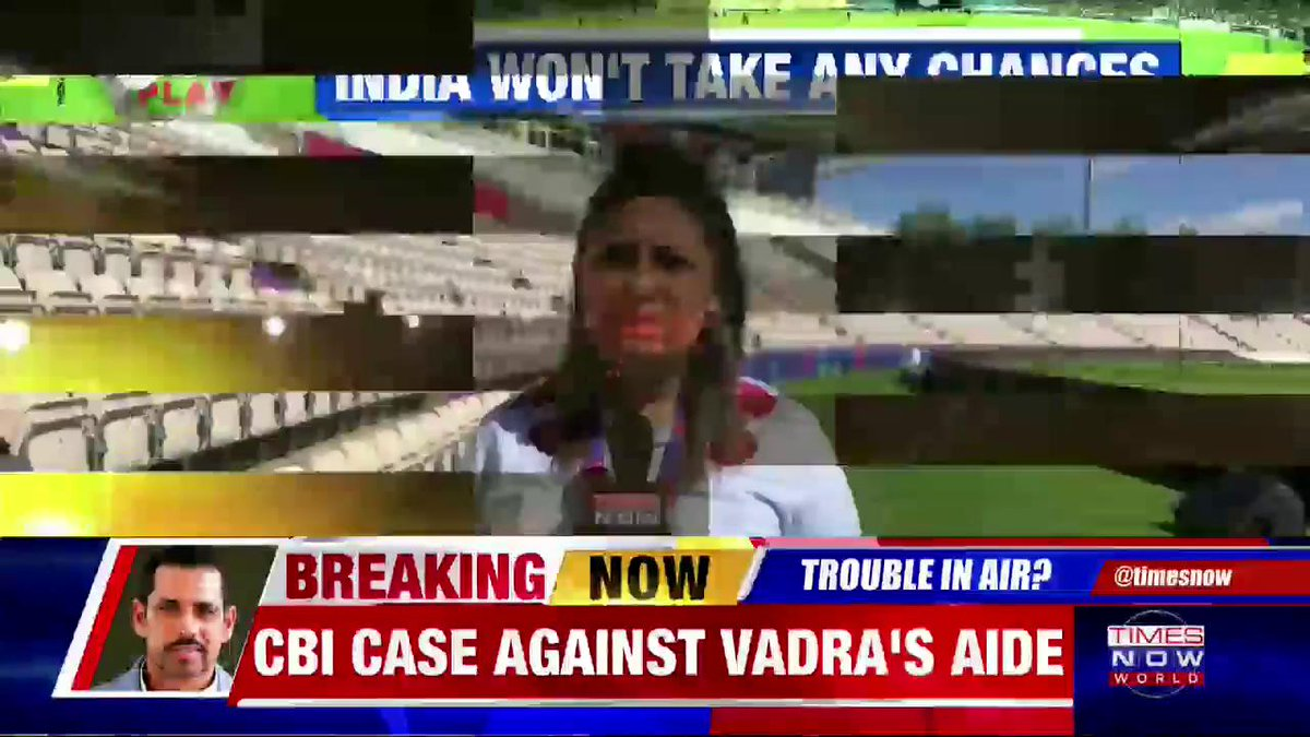 #CheerForTeamIndia | TIMES NOW's @karishmasingh22 reports from Southampton ahead of India Vs Afghanistan match.