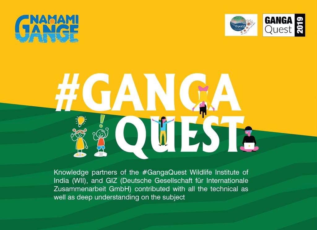 gangaquest hashtag on Twitter