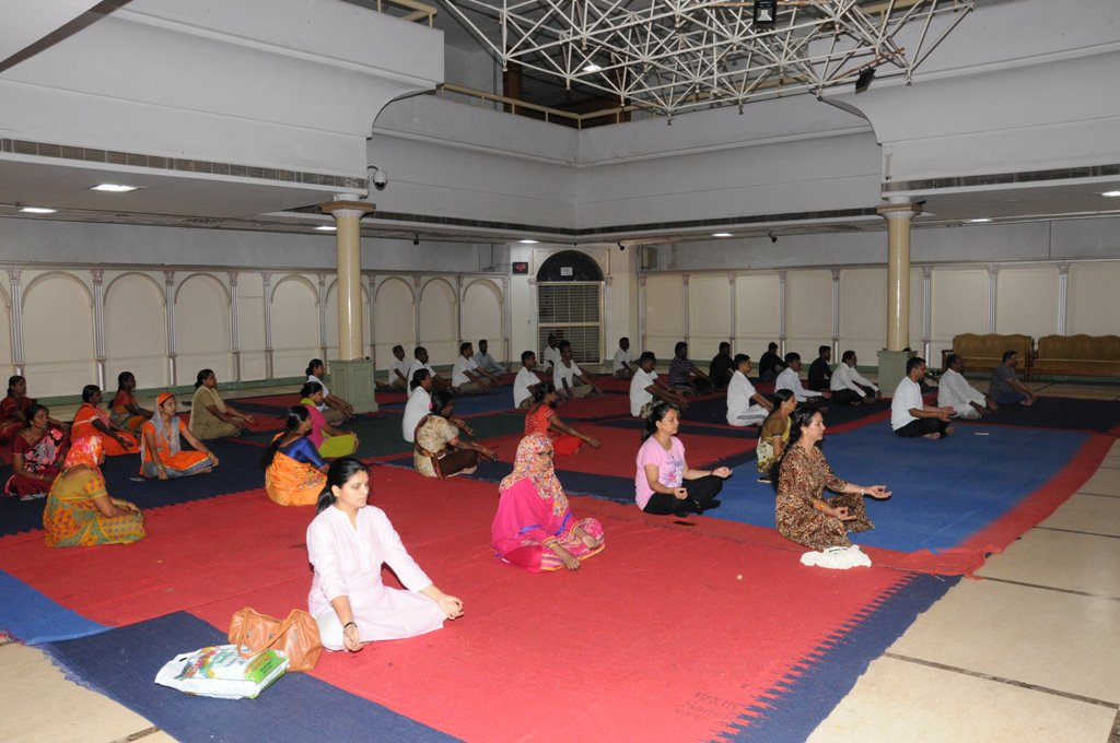 INTERNATIONAL YOGA DAY Special yoga session at the museum ! #InternationalYogaDay #InternationalDayofYoga