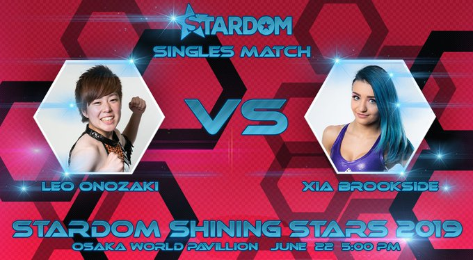 Stardom 2019 06 22 Shining Stars 2019 Tag 5 Night