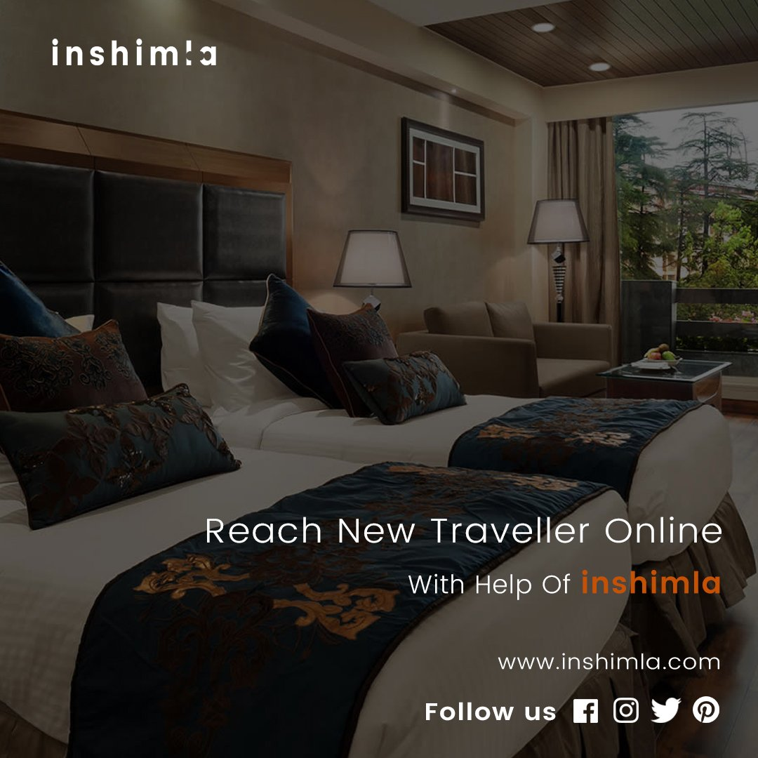 Need new Travellers online? We are coming to help you! List your business with us for FREE and get found when customers search you from their devices. #ComingSoon #OnlineBooking #BookOnline #HotelsinShimla #ShimlaHotels #ShimlaStay #FindYourStay #BusinessListing #Inshimla