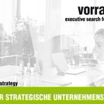 Image for the Tweet beginning: SENIOR MANAGER STRATEGISCHE UNTERNEHMENSENTWICKUNG (w/m/x)