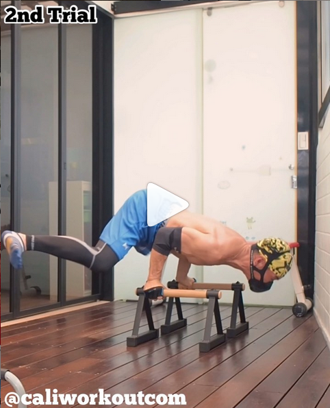 06/13 - Road to Planche #planche #bentarmplanche #ageisjustanumber #calisthenics #workout #middleaged #fitness #caliworkoutcom #health #bodyweight #calisthenicsworkout #calisthenicsmovement #workoutvideo https://caliworkoutcom.wordpress.com/2019/06/22/06-13-road-to-planche/ …