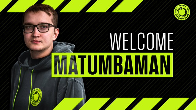 Matumbaman Chaos Esports Club
