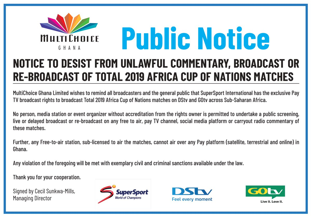 Free To Air Channels On Dstv 2019