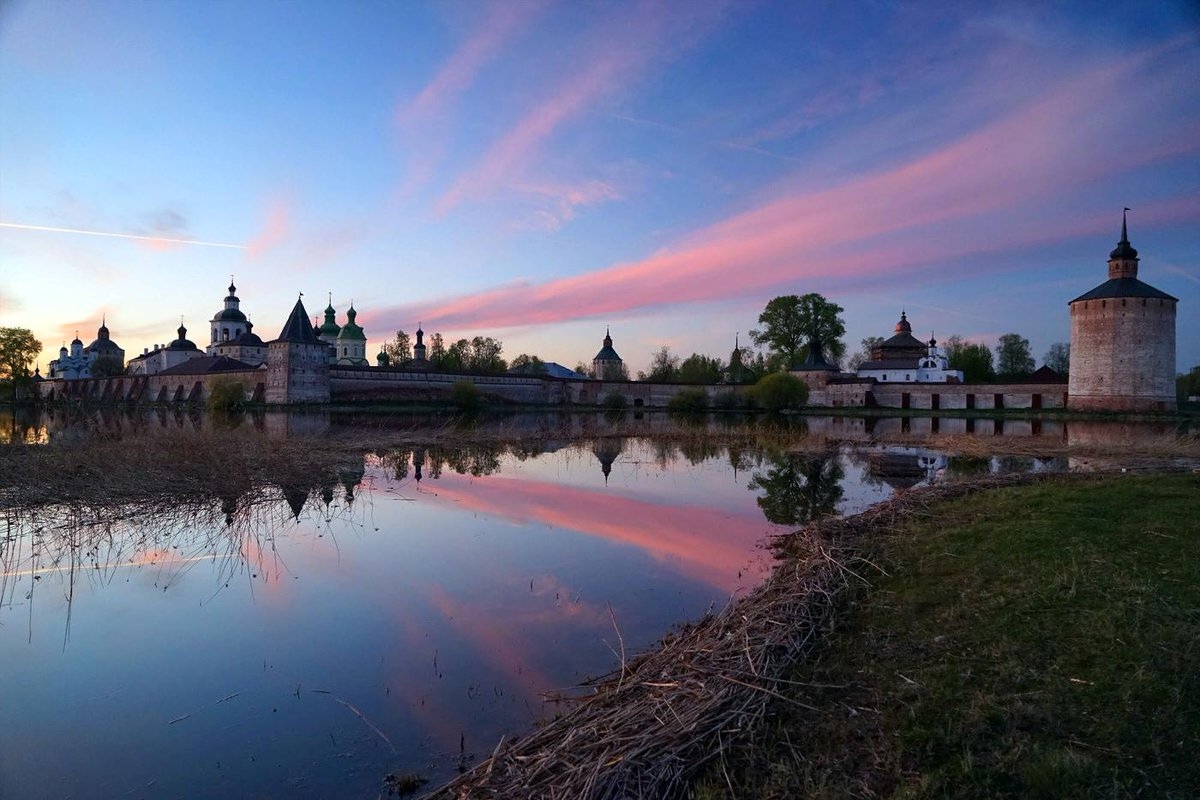 любой кирилло белозерский монастырь фото объявила продлении
