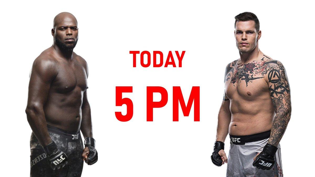 TODAY AT 5 PM: Rozenstruik vs Crowder @UFC Fight Night 154 in Greenville, USA! #roadtogreenville #greenville #ufcgreenville #fn154 #bigiboy #bigiboi #jairzinhorozenstruik #ufc #mma #heavyweight #ufcfighter #ufcusa #paramaribo #suriname @michaelbabb01