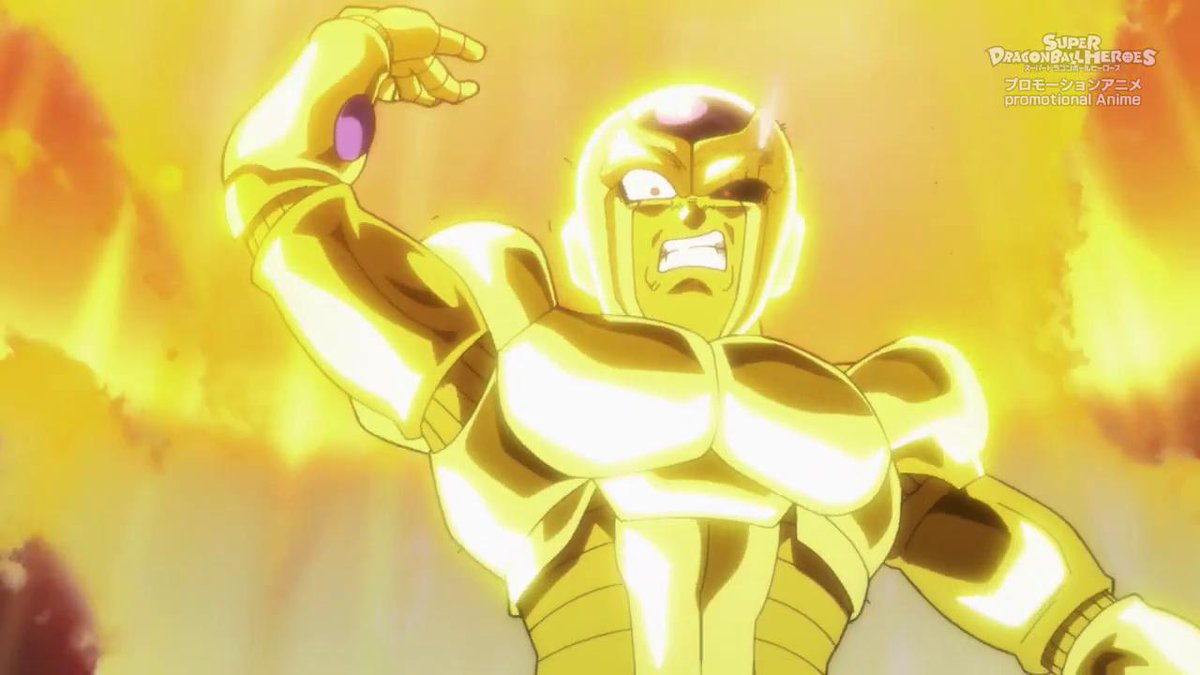 Dragonballsuperlat On Twitter Golden Metal Cooler En El Episodio