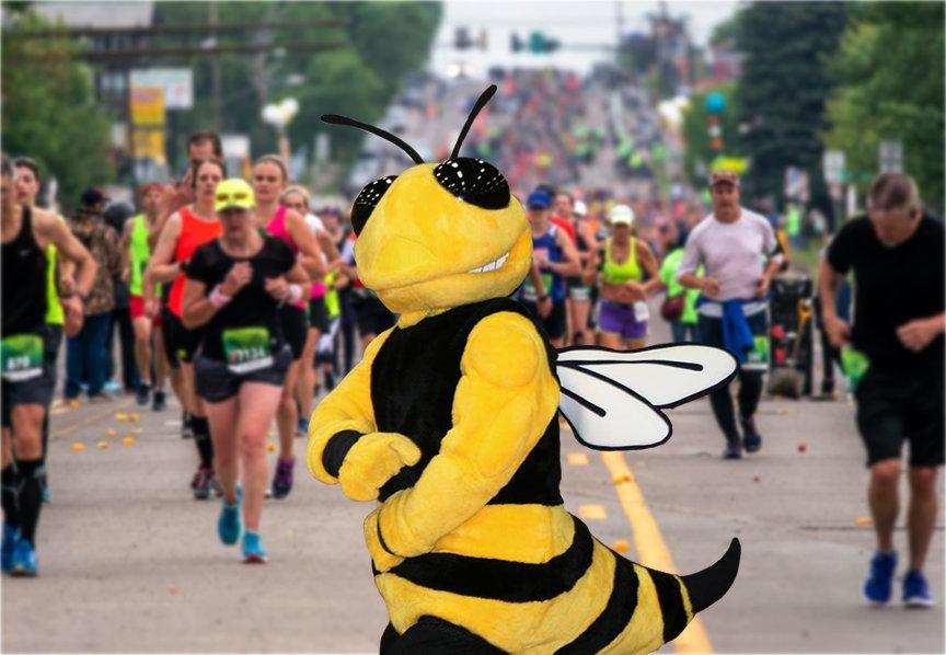 Good luck to all the runners! #GrandmasMarathon #gmas19 #WeAreSuperior https://t.co/18fqThksJk