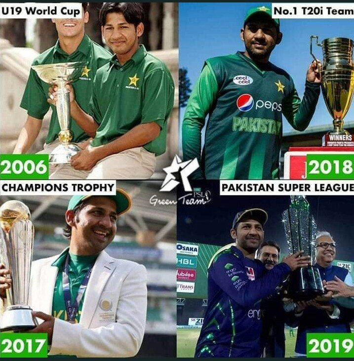 U freaky pakistanis u must stand with sarfaraz..see his contribution for pakistani cricket..Though i m Indian but i stand with ur captain..#SarfarazAhmed