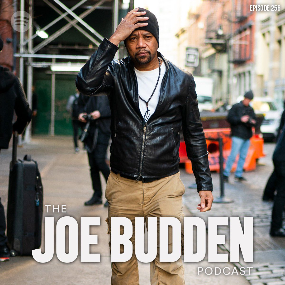 "The @JoeBudden Podcast Episode 256 ""Knee High Levi's"" is available now!  Stream exclusively on @Spotify  LISTEN HERE 🎧: https://open.spotify.com/episode/5ZeOGGM4QFtYD8WIzgYZVm?si=FP1aJ5clSi2ZkZ-dz_rVjQ …"