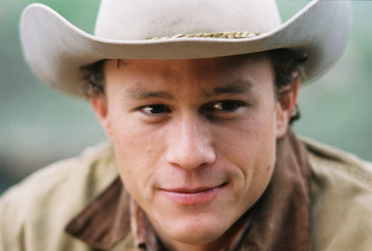 Heath Ledger On Twitter Brokeback Mountain 2005 Dir