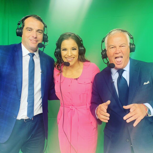 Another broadcast in the books for @combateamericas. #CombateTexas in the Rio Grande Valley was accion packed, and historic. See you soon with the best team in MMA. @VenezuelanVixen @campbellcombate