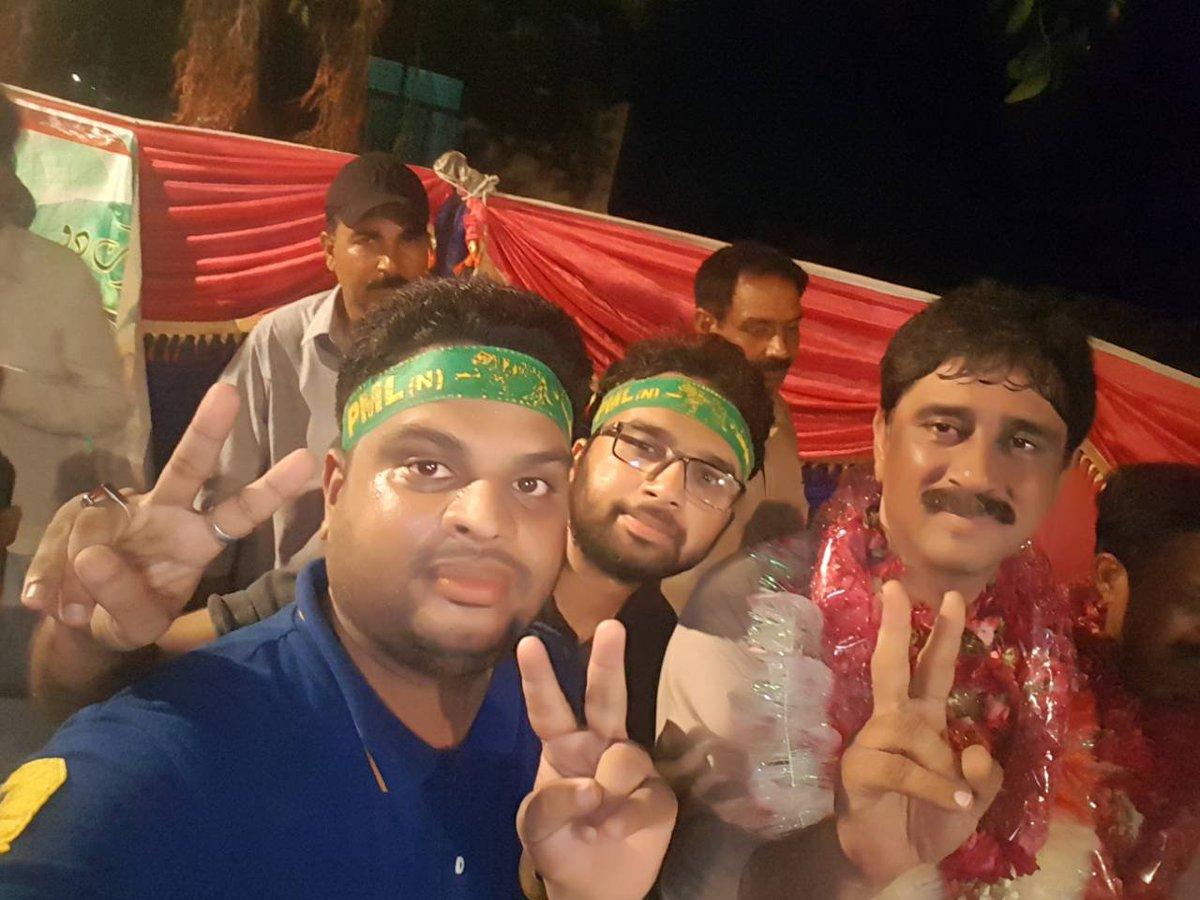 With MNA Ch Azhar Qayyum Nahra ...@qaiser_rizvi @mianshoaib00 @osamaali993 #Elections2018 https://t.co/OfJ66KN9gu