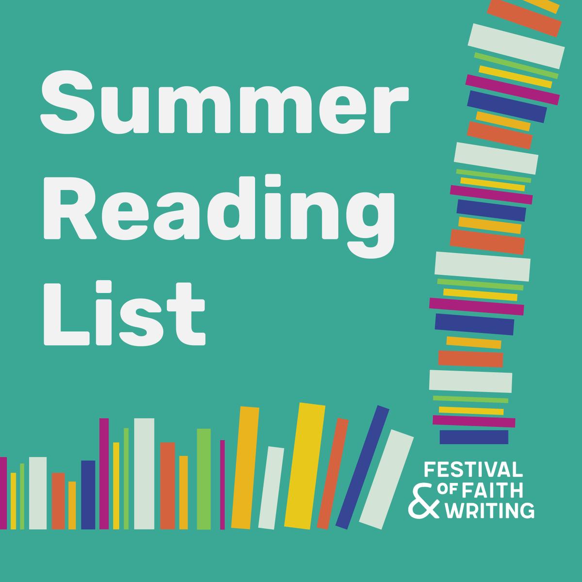 Summer Reading List 2020.Calvin Center For Faith Writing On Twitter 1 3 The