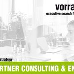 Image for the Tweet beginning: (Equity) PARTNER CONSULTING & ENABLING
