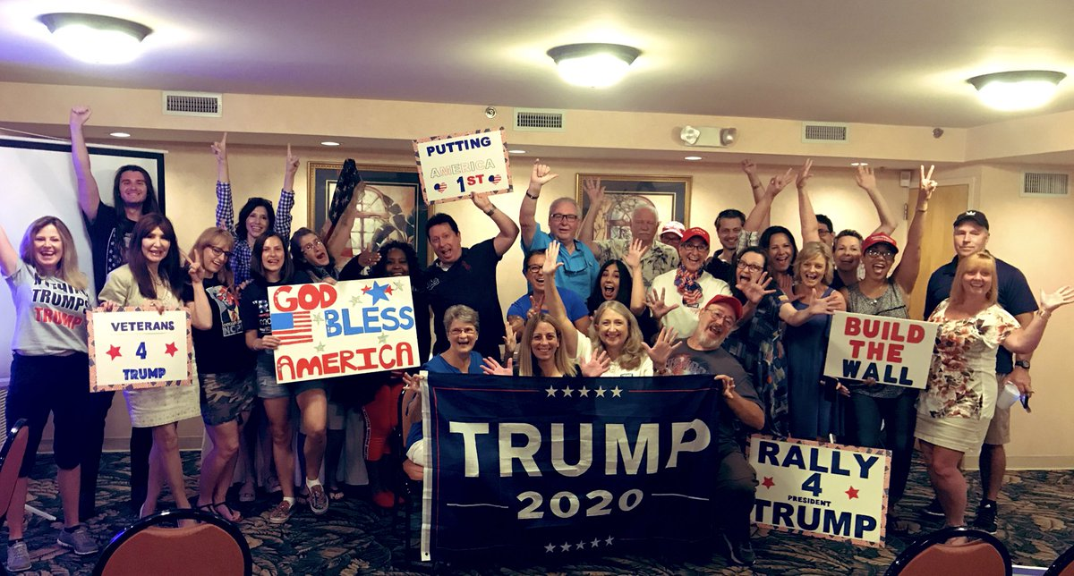 Thank you to everyone who joined @tracybeanz & me for the event today in Myrtle Beach, SC.   This is only the beginning.