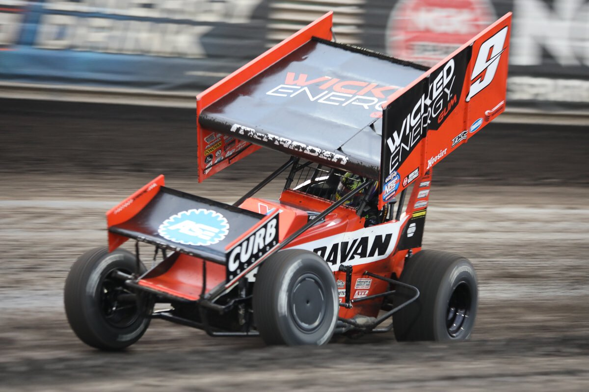 James mcfadden racing twitter