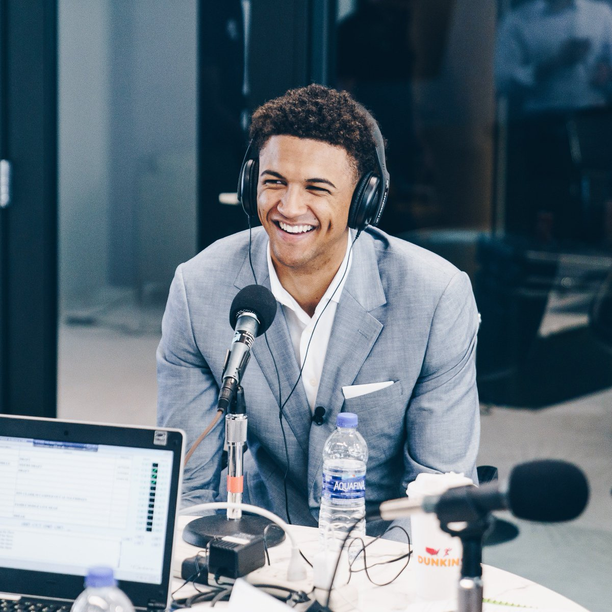 .@MatisseThybulle stays smiling 😄