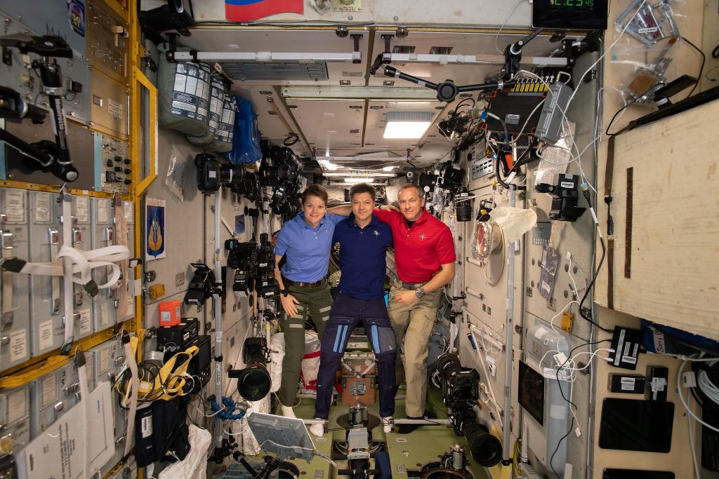 🌎 3,264 orbits of Earth 🗓️ 204 Days ❤️1 Successful mission @AstroAnnimal & two crewmates are coming home from the @Space_Station on Monday, June 24! Well be covering their return live on NASA TV. Welcome our explorers home & learn how you can watch: go.nasa.gov/2Y4vV59