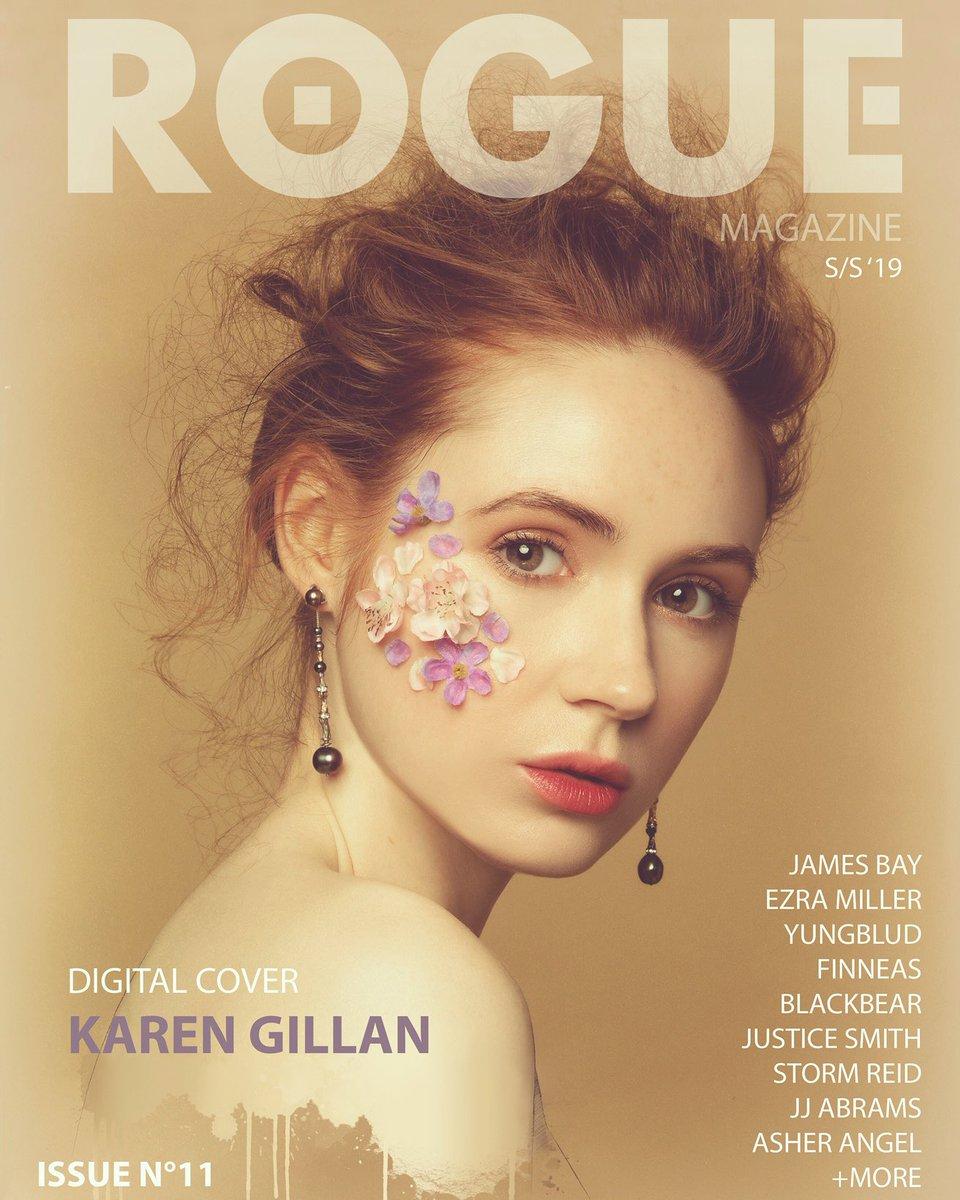 Rogue magazine cover shoot!!!