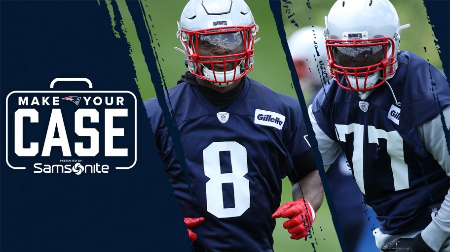 Which veteran newcomer will make the biggest impact for the #Patriots this season?  @SamsoniteUSA Make Your Case: http://bit.ly/2WTz5rb