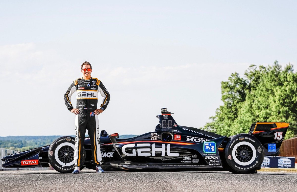 The @CompactGehl / Manitou @HondaRacing_HPD got a new engine last night, we're ready to see what this rocket can do!  #GR15 #15in19 #indycar #revgroupgp #roadamerica<br>http://pic.twitter.com/GEmv1KAWTu