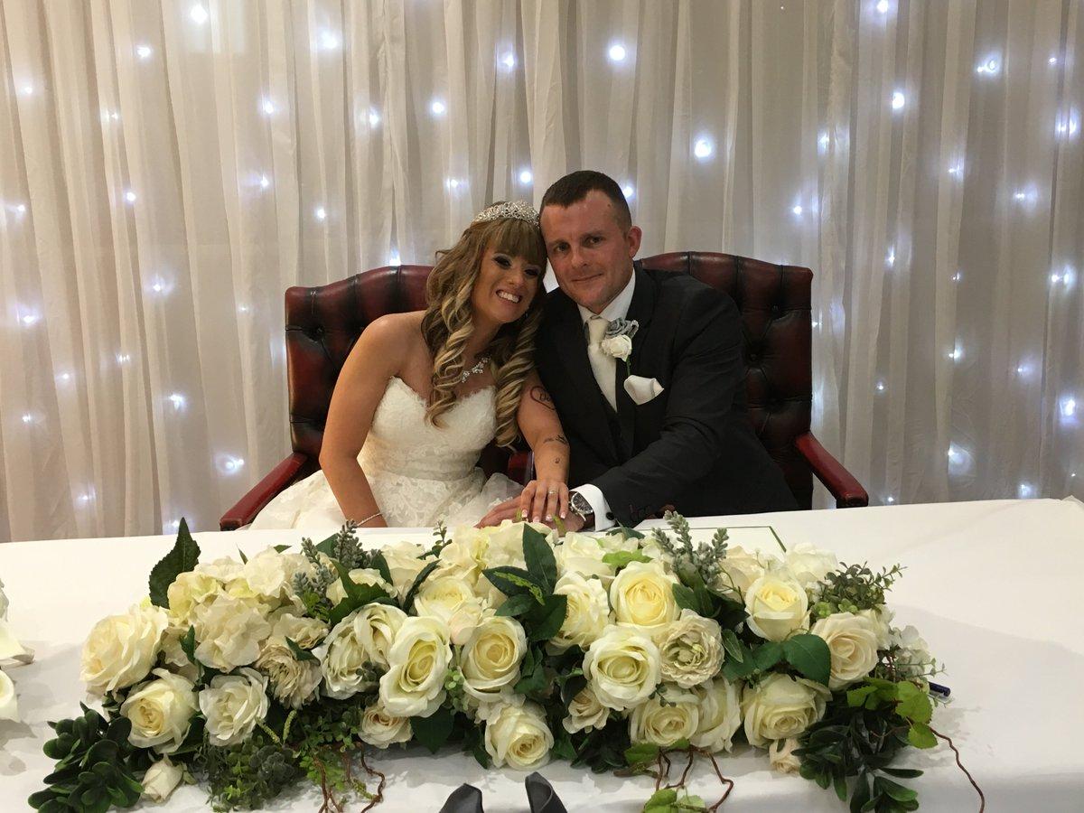 Congratulations Mr&Mrs Morrris!💓