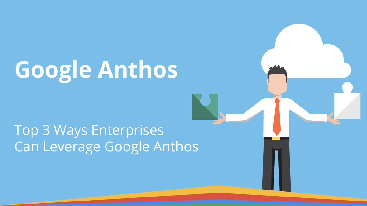 Get one unified management console for your entire multi-cloud environment → https://hubs.ly/H0js3qs0 #GKE #GCP #googlecloud #kubernetes #VMs #technews #multicloud #anthos
