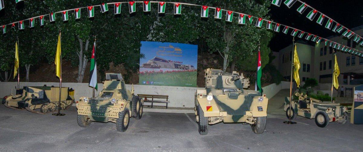 ملك الاردن يفتتح متحف الدبابات الملكي في عمان - صفحة 2 D9rZzkGXUAAufda