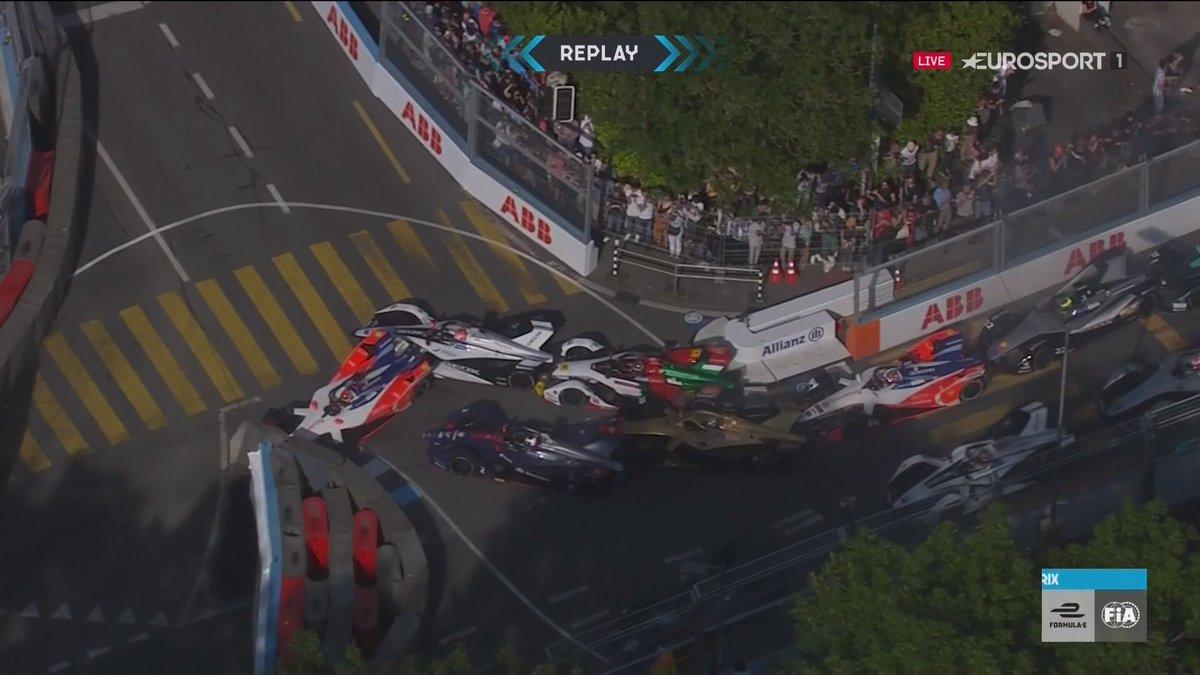 Gara ePrix Berna 2019