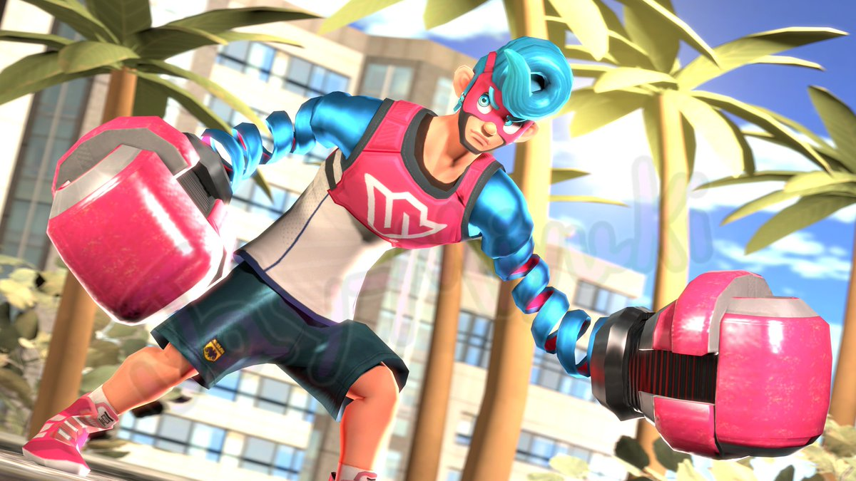 """🌸Hyan🌸 on Twitter: """"SFM/ARMS- □The Bouncer□