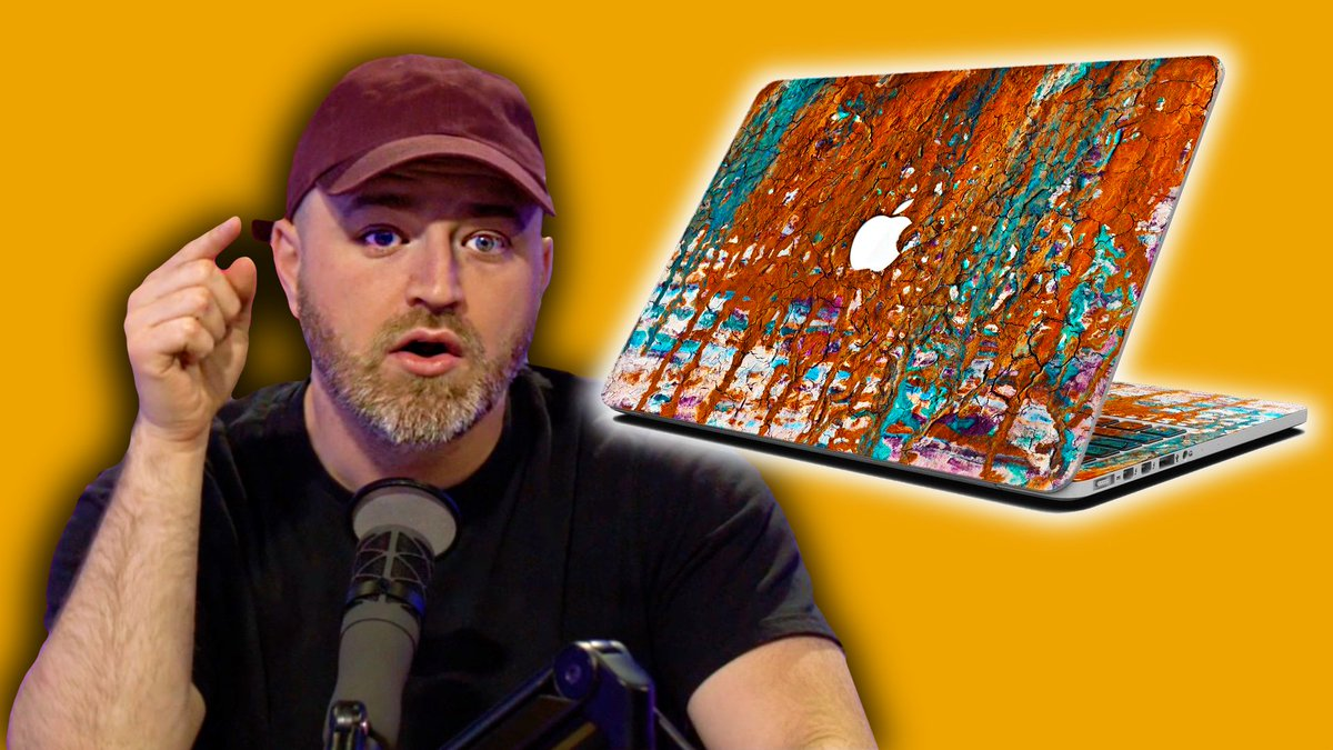 The MacBook Pro Has Been Recalled - https://youtu.be/CMYk_xs1hEU