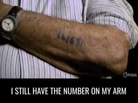 Hey @AOC - guess who knows more about concentration camps than you? These Holocaust survivors. They have a message for you. Why don't you listen - for once.  Great video by @TPUSA  RT so media can't ignore
