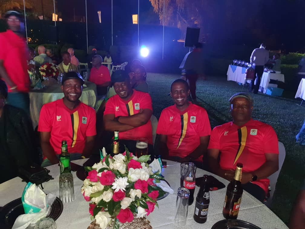 This was a great win. Uganda Cranes you have made us very proud tonight. We are celebrating this evening. We are very proud. All the best. 🇺🇬🇺🇬🇺🇬🇺🇬👏🏾👏🏾👏🏾👍👍👍