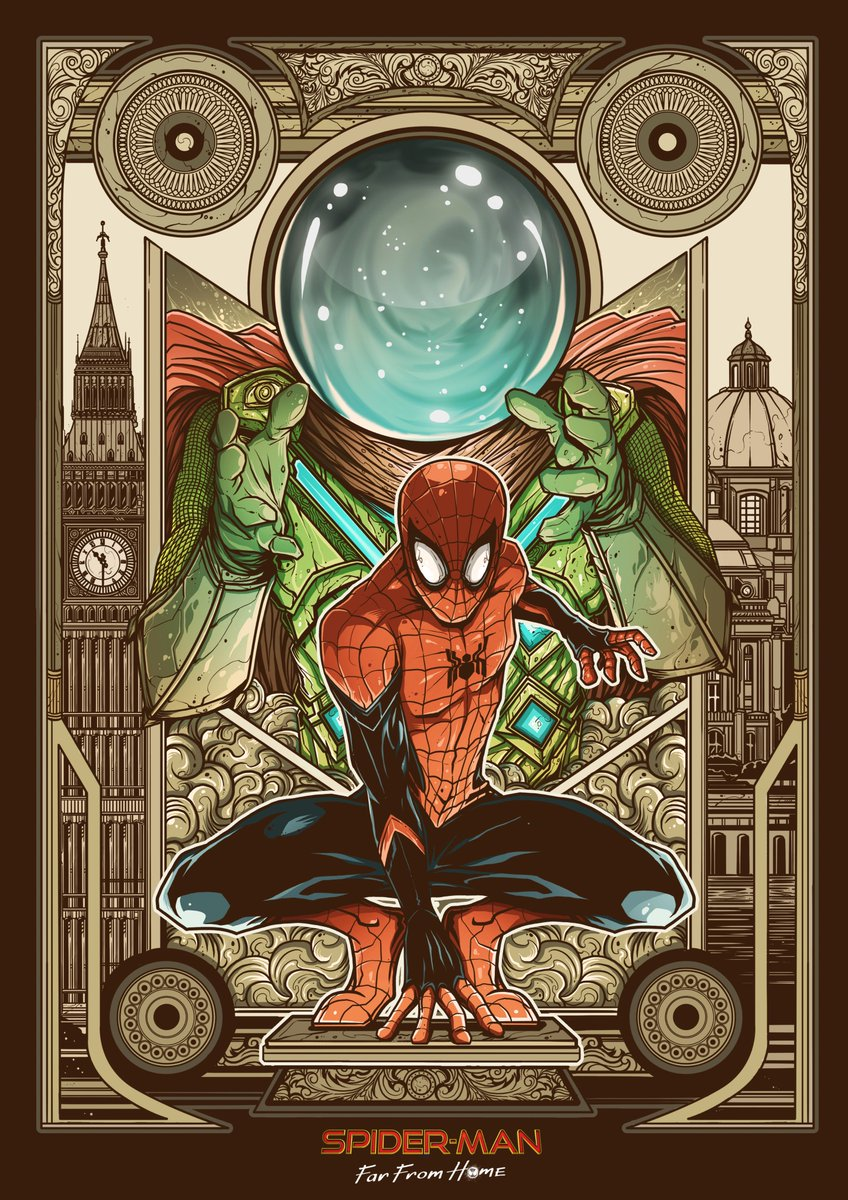 Spider-Man: Far From Home on Twitter: