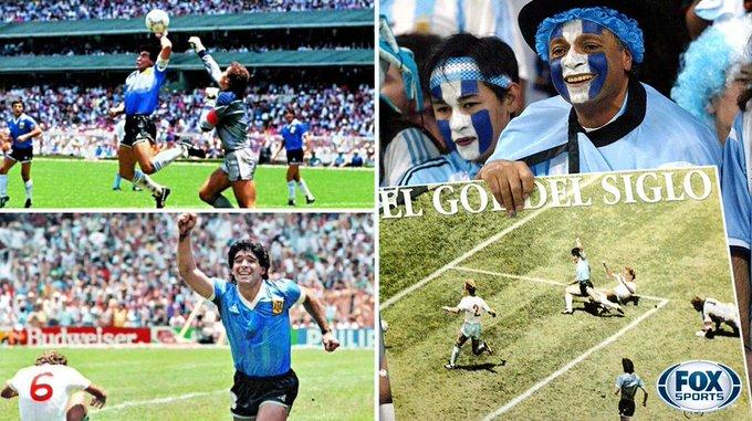 Inglaterra Mexico Diego Maradona Ultimas Noticias Y Actualidad En