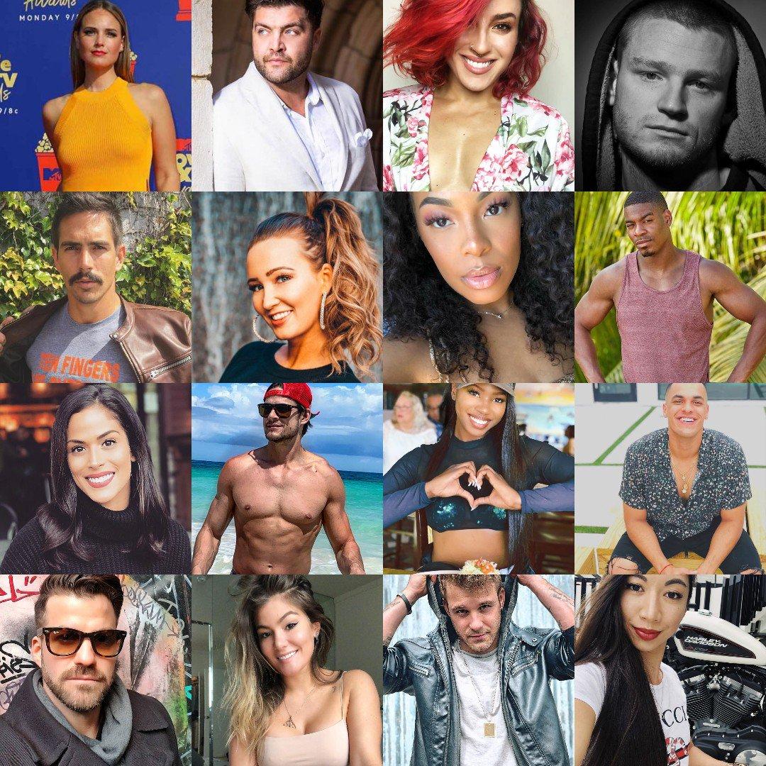 The Challenge MTV (@Challengemtv___) | Twitter