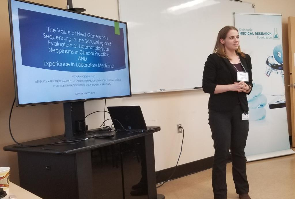 #DNAsequencing #ngs #genomics @impartteam: '#IMPARTy Victoria Northrup from @prof_brunt lab shares her plan for becoming a molecular geneticist w experiences in next generation sequencing provided by @SJRHFoundation for… , see more http://tweetedtimes.com/v/9819?s=tnp