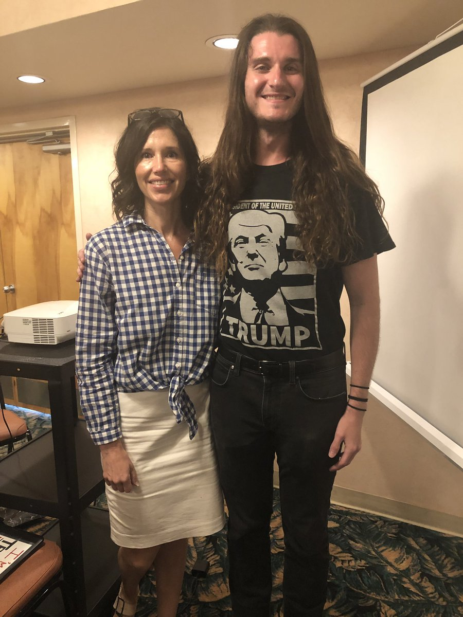 @ScottPresler showed us ways to register Republican voters in SC.  Twitter is an awesome platform for me but it's not enough.  I challenge ALL of us to get involved. If we don't get more people  registered & increase turnout we will lose EVERYTHING in 2020🇺🇸 #KAG2020