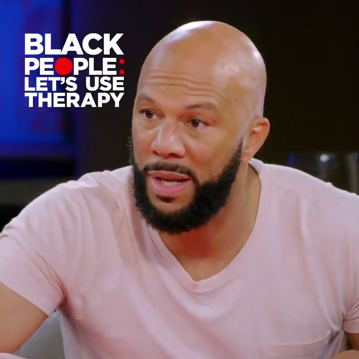 Therapy can be helpful in the Black Community. It can help to dissolve harmful cycles passed down from our parents and theirs before them. It's on us to end the stigma.