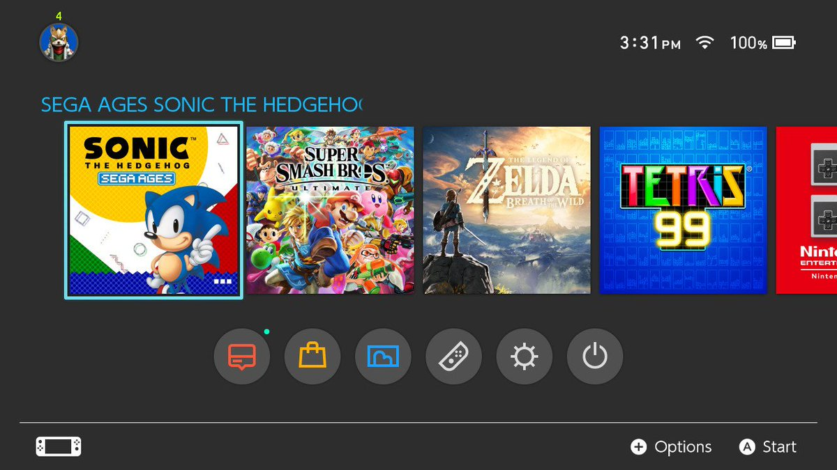 Gogzero On Twitter I Got Sega Ages Sonic The Hedgehog During The Sonic Anniversary Sale An Enhanced Port To One Of My Favorite Games Nintendoswitch Https T Co Yyyzfefq5k