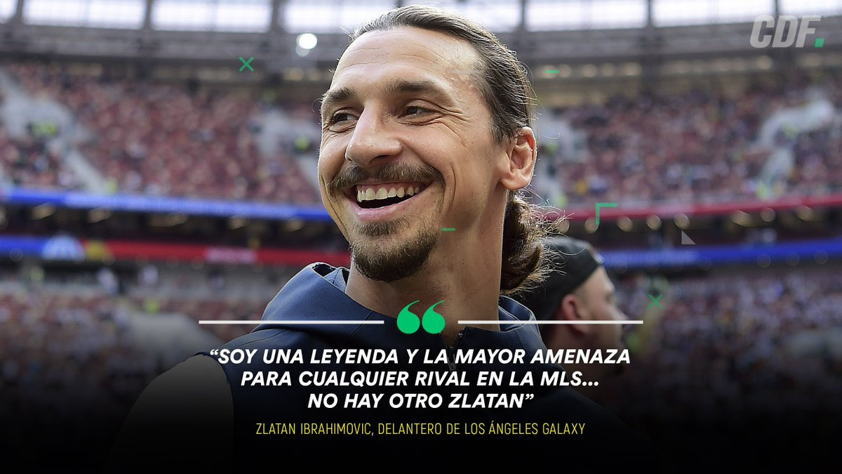 Canal Del Fútbol On Twitter Zlatan Ibrahimovic